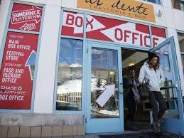 sundance box office