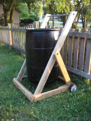 baxter compost barrel