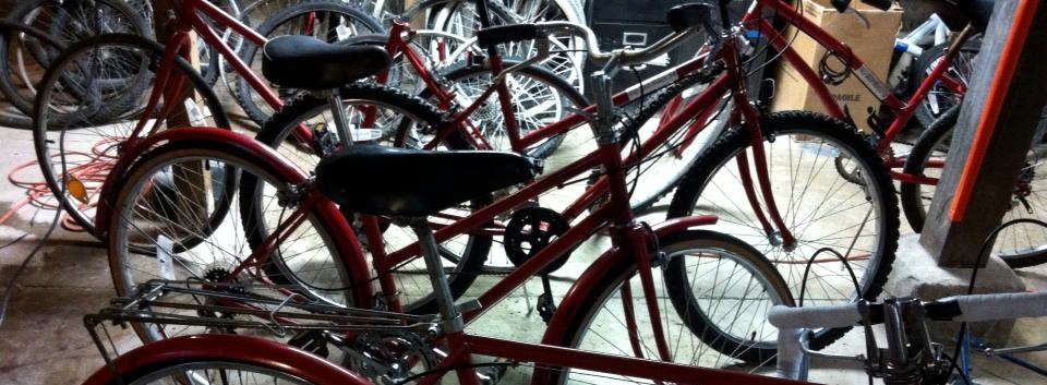 Big Red Bike shop