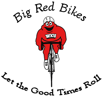 Big Red Bikes logo