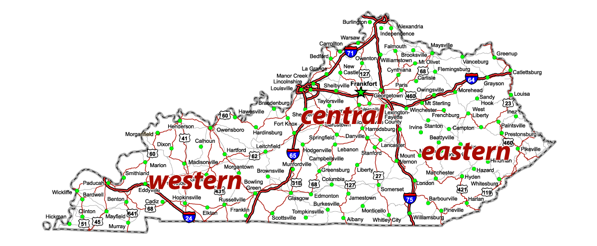 Northern Kentucky University Campus Map.Delo Testing Centers Western Kentucky University