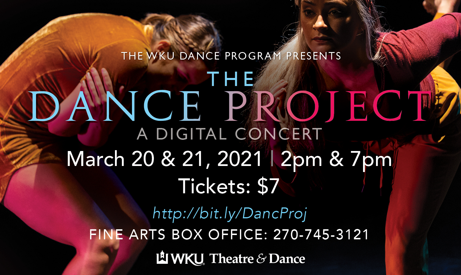 The Dance Project 2021