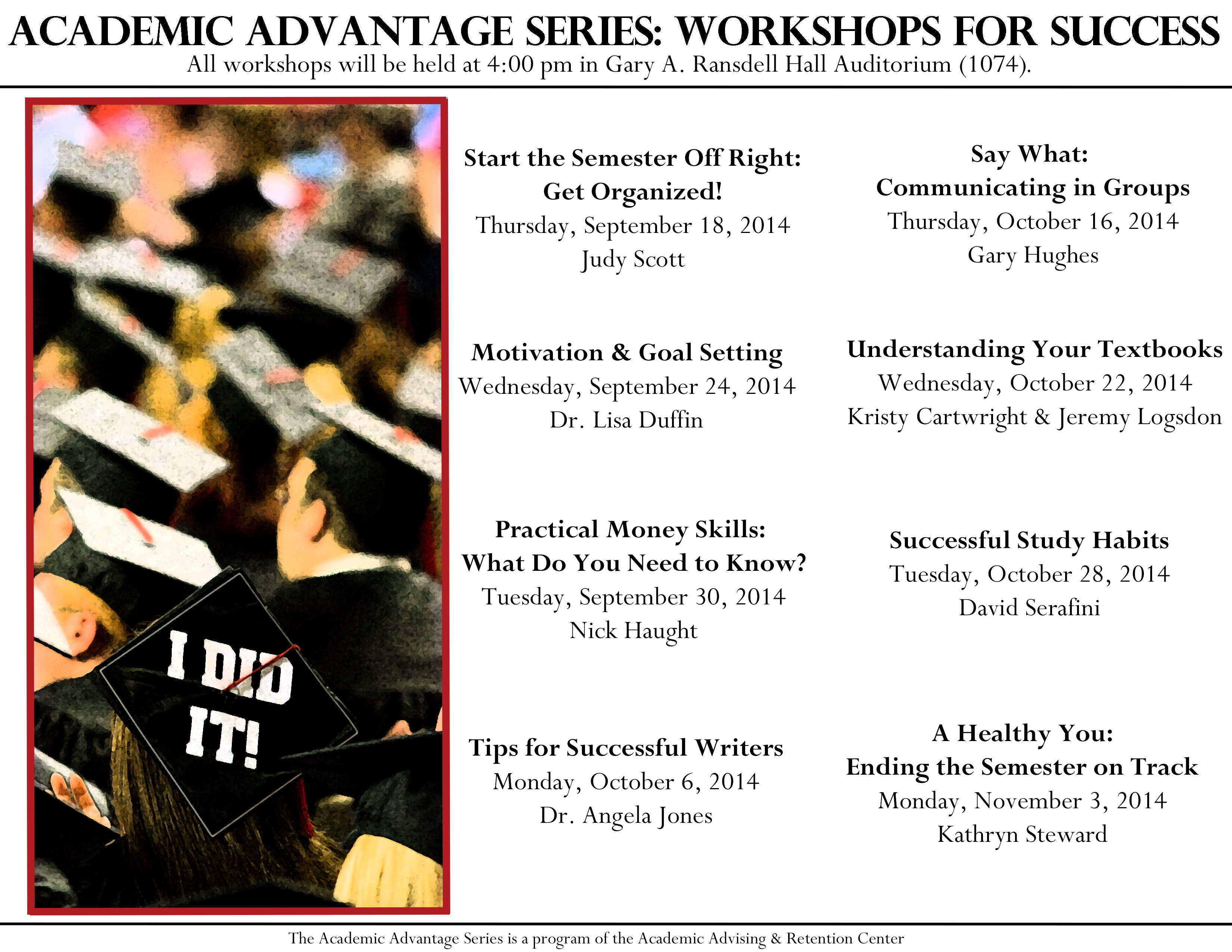 Academic Advantage Series