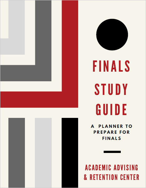 Finals Guide Study Tips