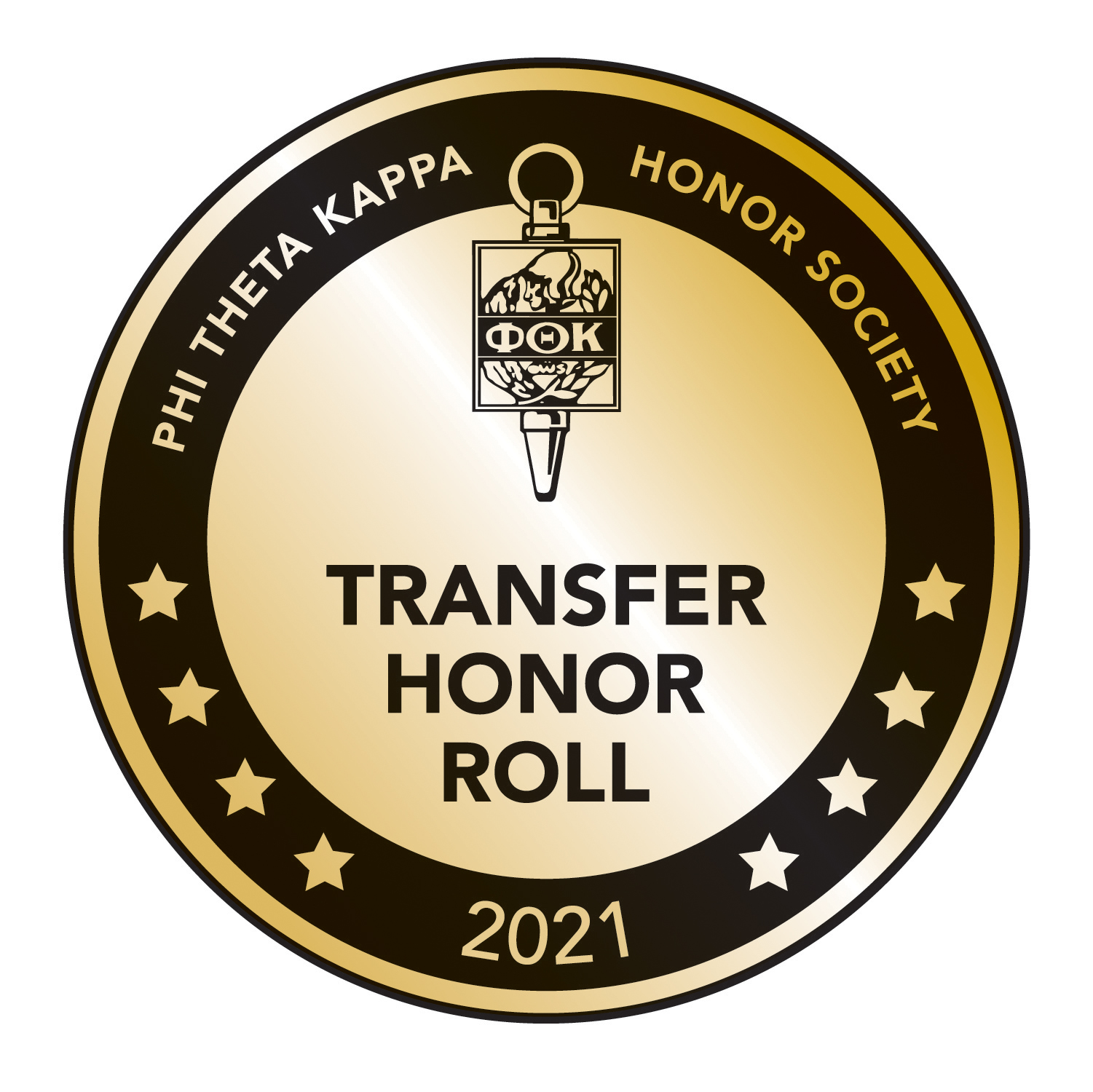 2021 PTK Transfer Honor Roll