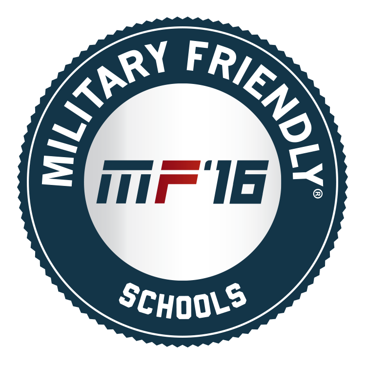 2016 military friendly