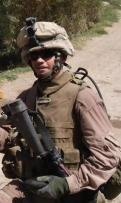Kent Johnson USMC Veteran