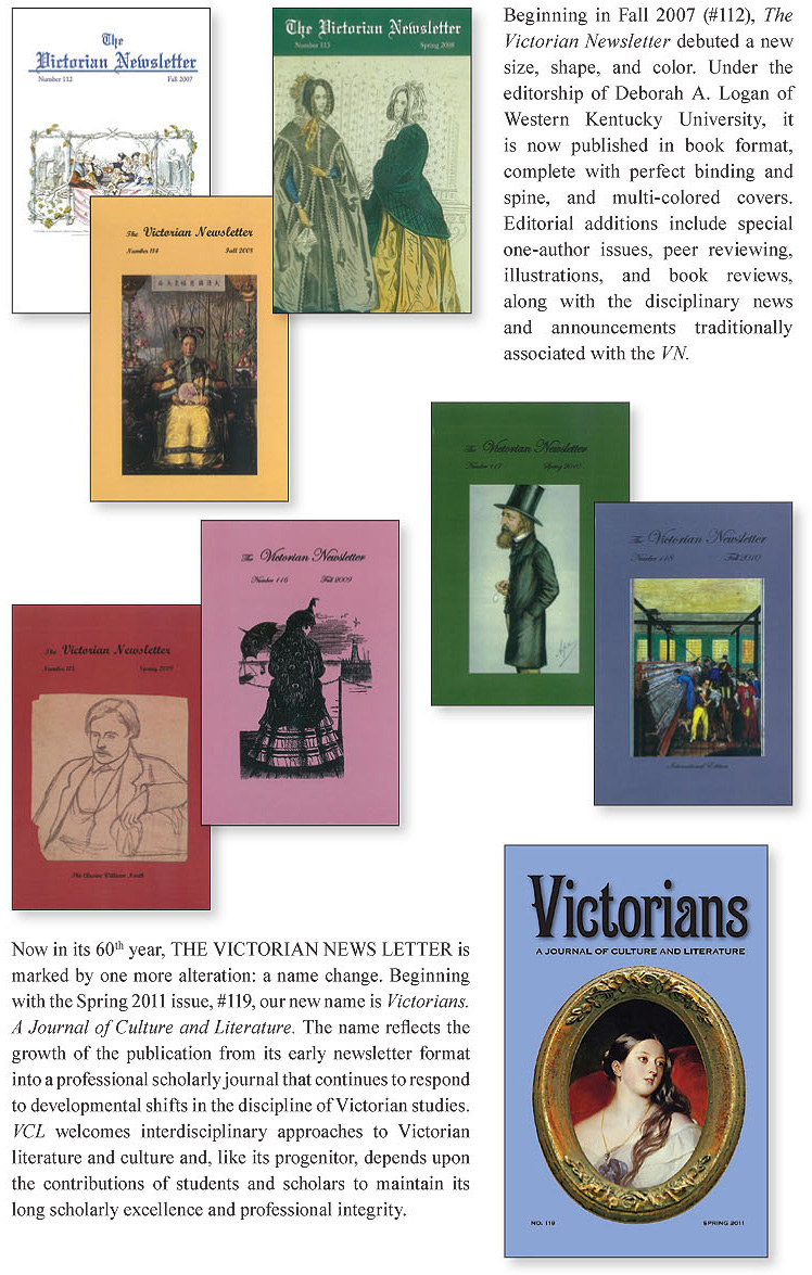 history of victorian newsletter - image page 2