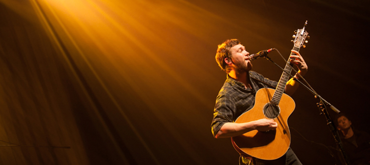 Phillip Phillips at Van Meter Hall