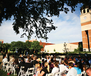 Image of Wedding at Guthrie Tower