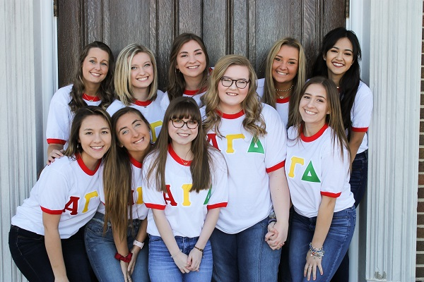Alpha Gamma Delta April 2020 Picture