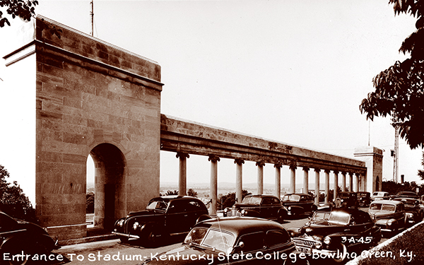 Old Colonnade Stadium