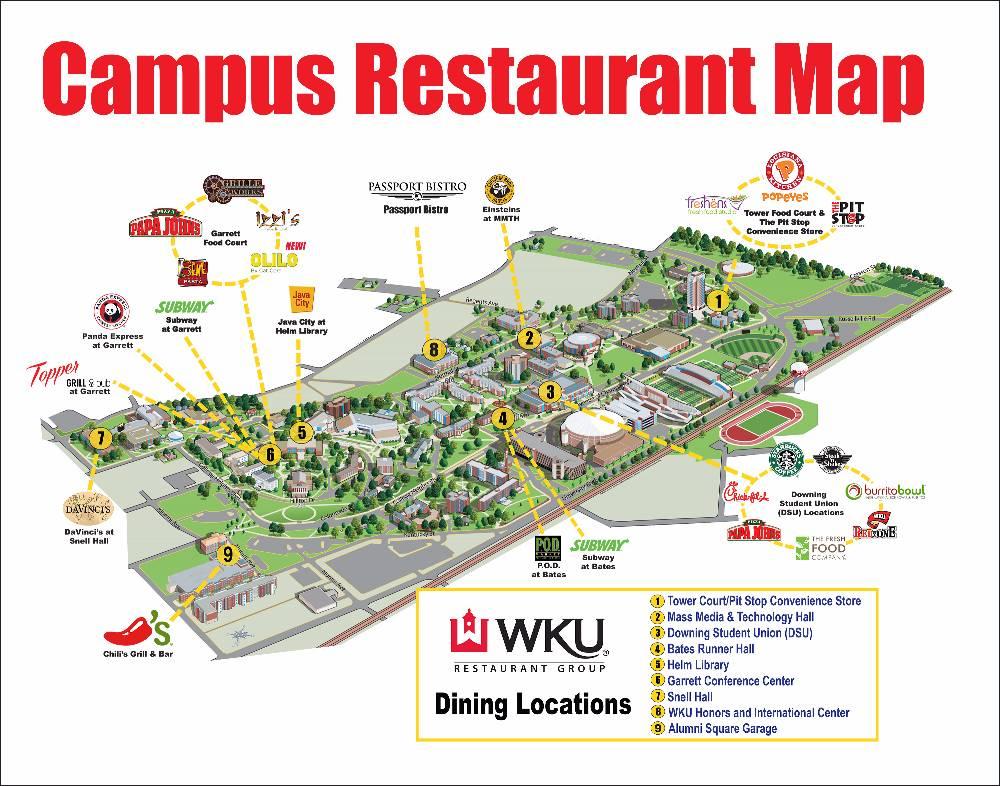 Wku Fresh Food Hours