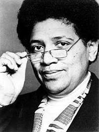 A picture of Audre Lorde