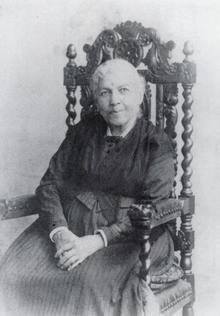 A picture of Harriet Ann Jacobs
