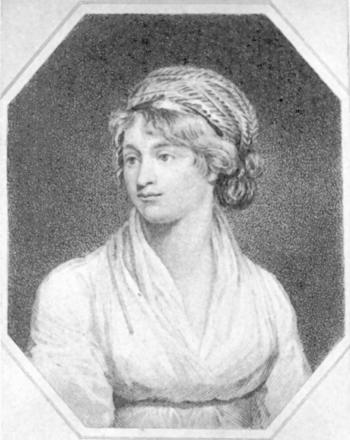 A picture of Mary Wollstonecraft