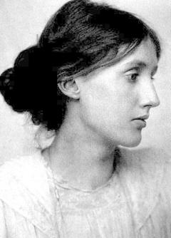 A picture of Virginia Woolf