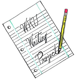 writing project logo